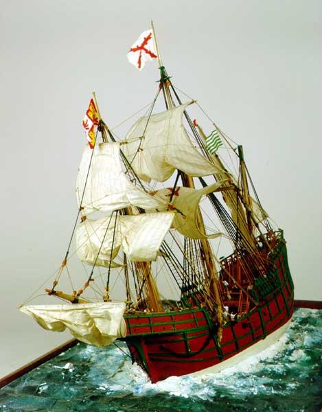 Super La caravelle apparaît sous sa forme première dès 1435 RI39