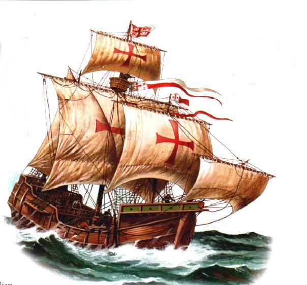 Préférence La caravelle apparaît sous sa forme première dès 1435 YM74