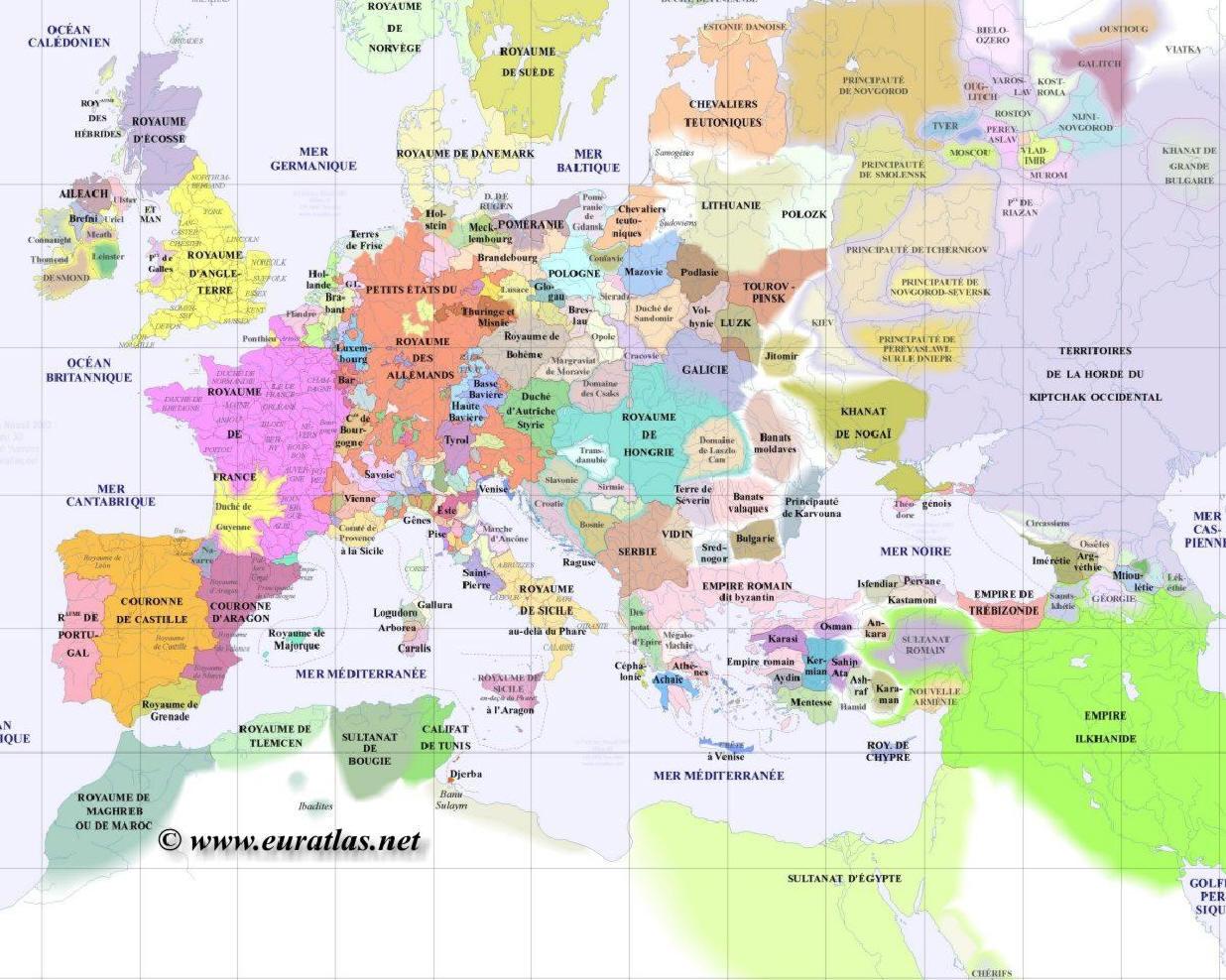 corfou-carte-du-monde - Photo
